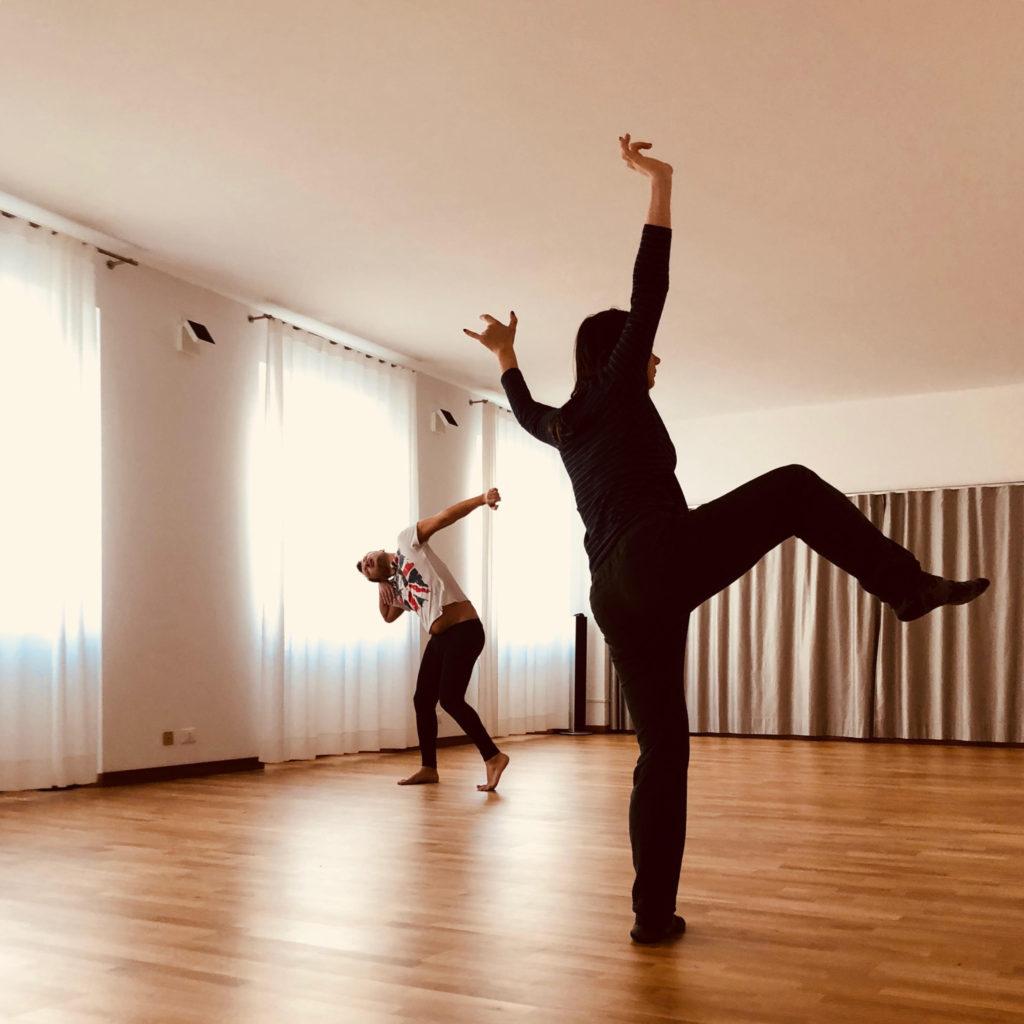 Danzautori stage di danza contemporanea a Trieste