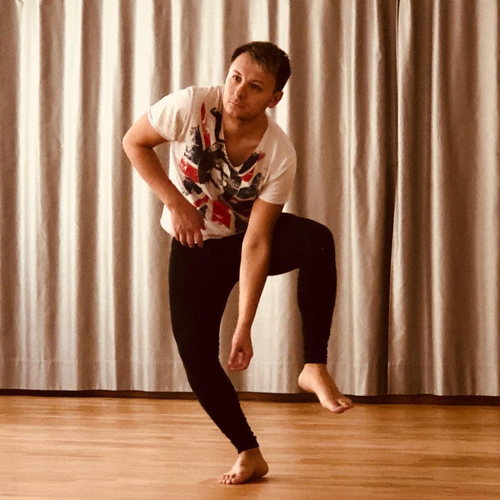 Muovo quindi sono - corso di danza contemporanea e improvvisazione a Trieste in Dancing House